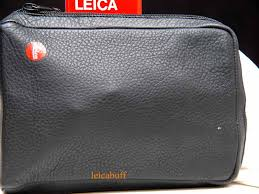 Leica Soft Leather pouch for Ultravid or Trinovid 32mm