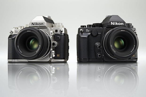 Nikon Df with 50mm Lens