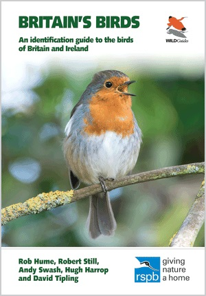 Wild Guides Britain's Birds Book