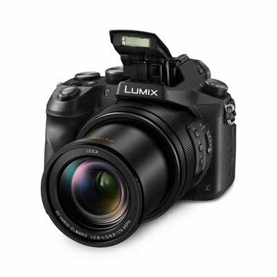 Panasonic LUMIX DMC-FZ2000 Digital Bridge Camera at Photokina