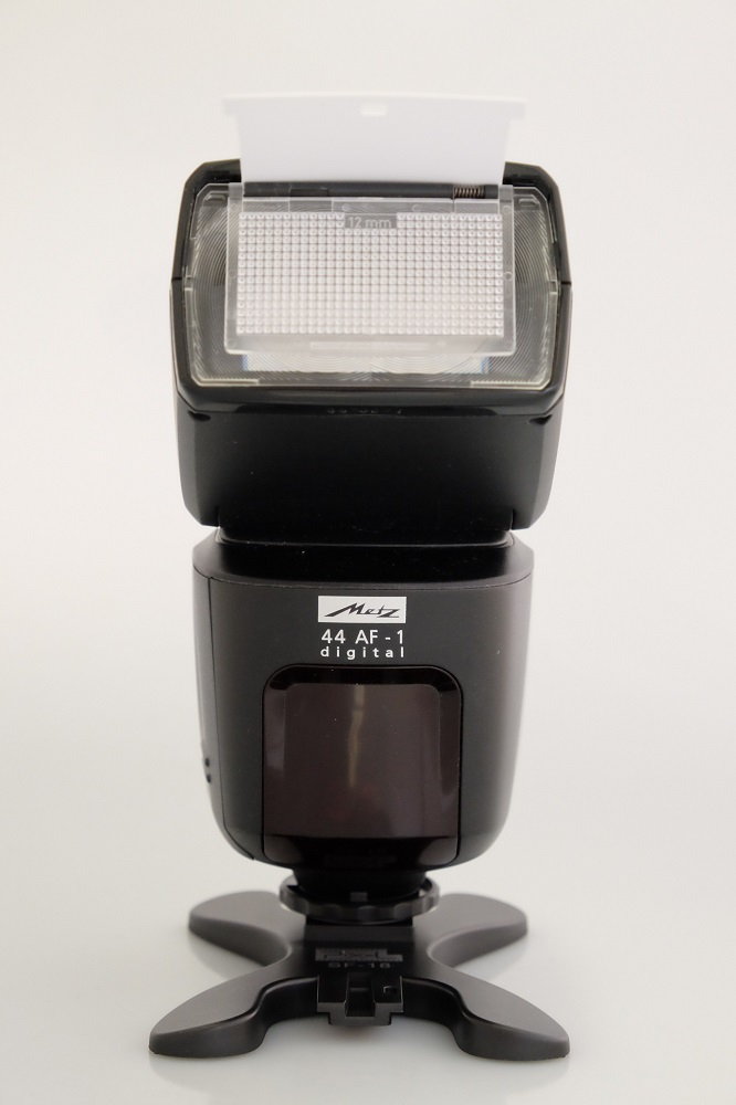 Metz USED 44 AF 1 Flash Canon Fit - Boxed