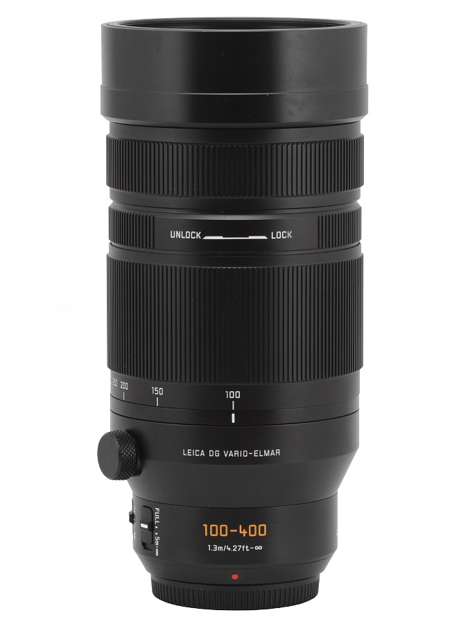 Panasonic LEICA DG VARIO-ELMAR 100-400mm / F4.0-6.3 ASPH. / POWER O.I.S.