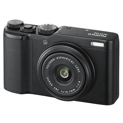 FujiFilm XF10 Digital Camera Black